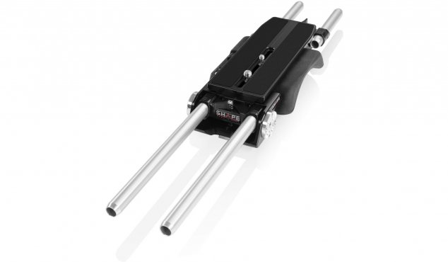 SHAPE - V-Lock quick release baseplate for Canon C500 Mark II