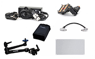 Supports & Accessoires Monitoring