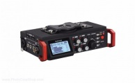 TASCAM - FR-DR-701D - 6-Track Field Recorder for DSLR with SMPTE Timecode