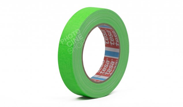 https://www.photocineshop.com/library/TESA - Gaffer matte green FLUO 25mm x 25m
