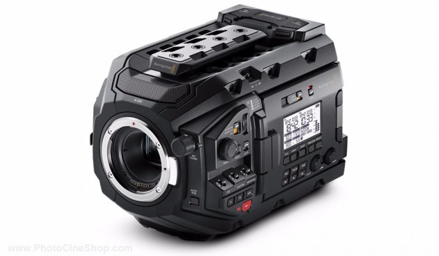 Blackmagic Design - URSA Mini Pro