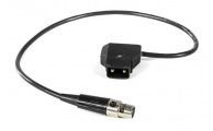 Wooden Camera - D-Tap to 4-Pin Mini-XLR Cable (Unregulated, 15