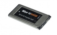 PROMO - Wise S2 SxS Card 64GB with USB 2.0 Port