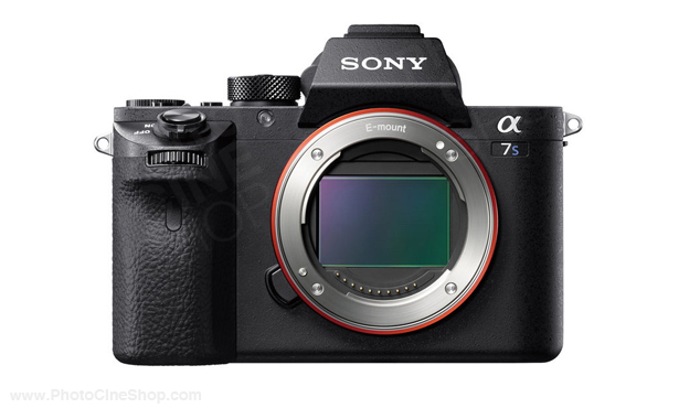 SONY - Alpha 7S II Mirrorless Digital Camera (Body Only)