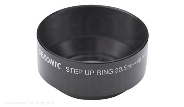 Sekonic JM97 Step up ring 30.5mm to 40.5mm