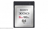 SONY - CARD XQD 64GB 180mo/s SERIE S SONY