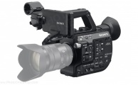 SONY - Handheld 4K Cinema Camera (Body Only)